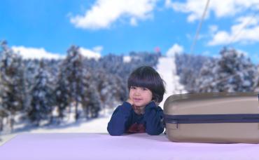 Çocuklar Deniyor: Kış Tatili