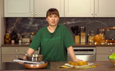 Asude Bölüm 3: Köfteli Taco