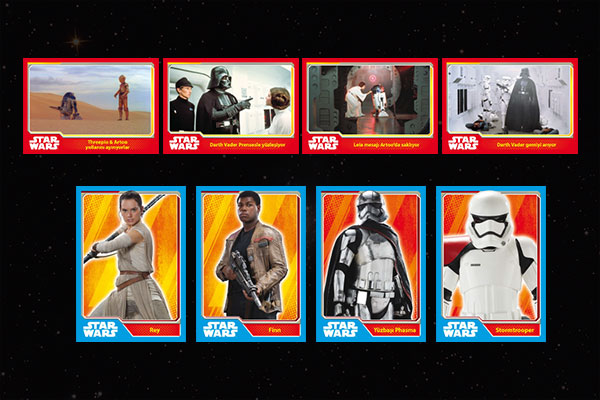 star-wars kartlari