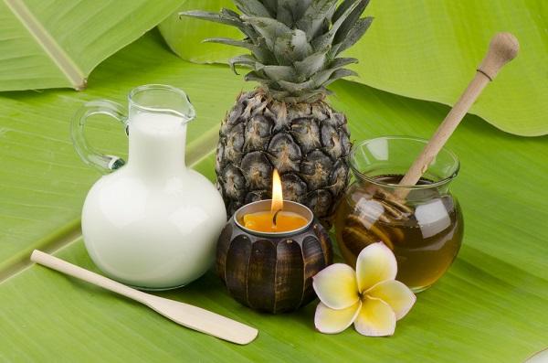 ananasli-cilt-maskesi