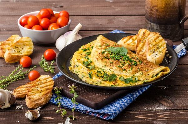 omlet-tarifleri
