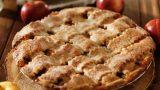 Kafes Kafes Şeritli: Elmalı Pasta