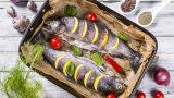Zamana ve Midelere Dost 15 Dakikalık Balık Tarifleri