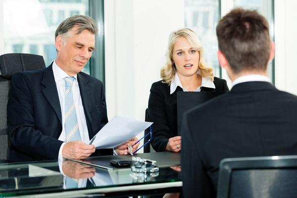 iş görüşmesi 2