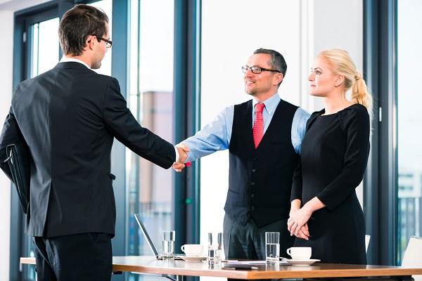 iş görüşmesi 4