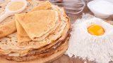 Tül İnceliğinde Kahvaltılık: Krep