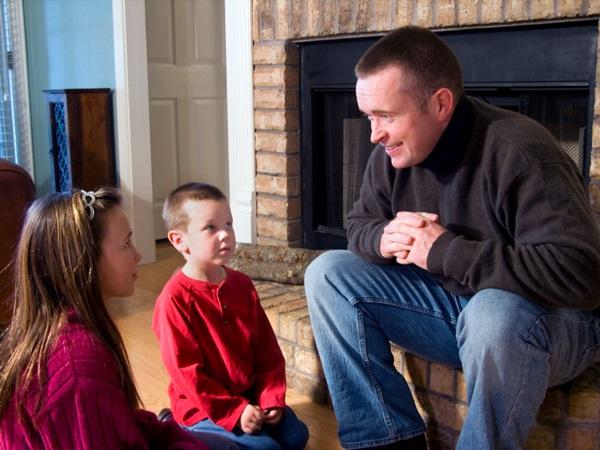 çocuklarla iletişim