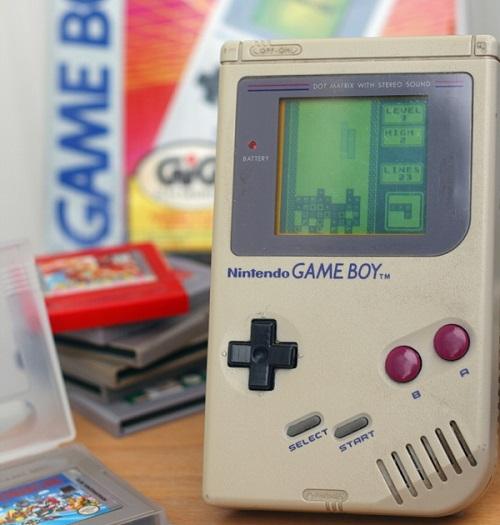 90'lar eşyaları gameboy