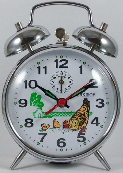 90'lar eşyaları tavuklu saat