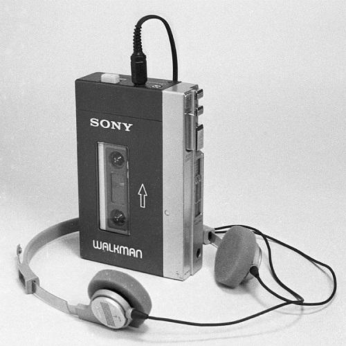 90'lar eşyaları walkman
