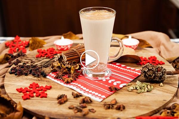 Baharatlı Sütlü Çay Tarifi!