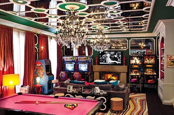 Christina Aguilera evi