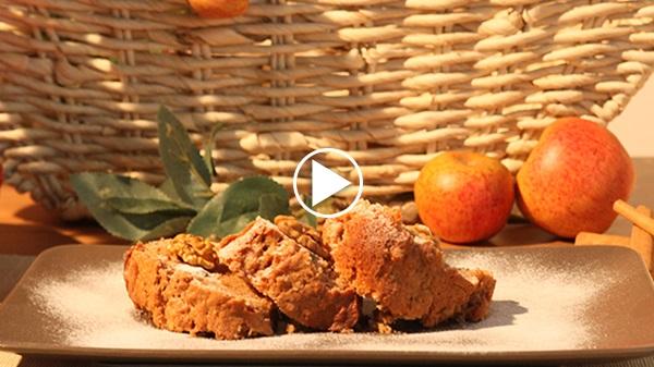 Elmalı İsveç Keki