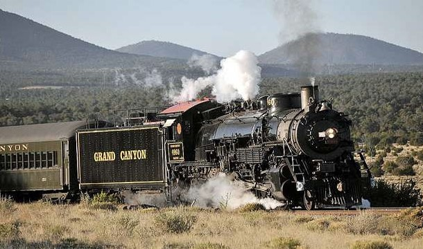 The Grand Canyon Railway