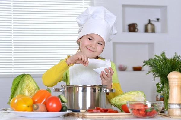 aşçı çocuklar