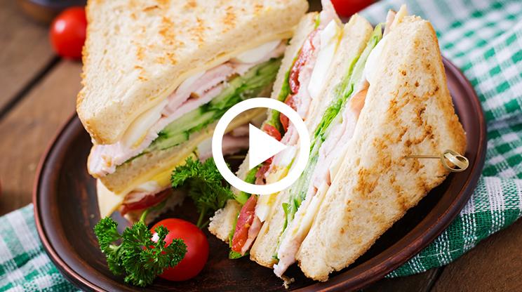 club_sandviç