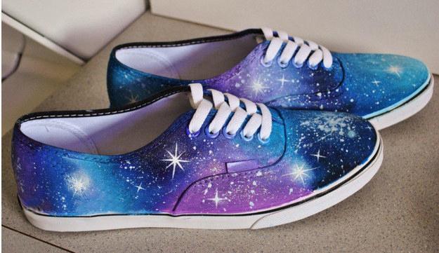 galaksi_ayakkabı_modeli