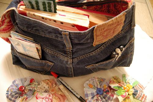 Переделка старой одежды Новая жизнь старых вещей :: SYLru