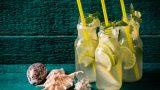 Kilo Vermek İçin Limon Suyundan Daha Fazla Etki Eden 3 İçecek!