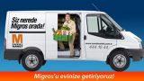 Alışveriş Migros Sanal Market'ten, Netten, Cepten, Tabletten!