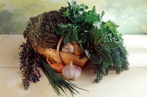organik yiyecekler