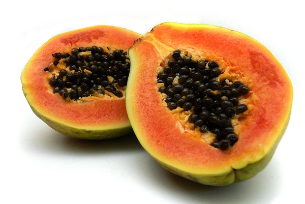 papaya maskesi