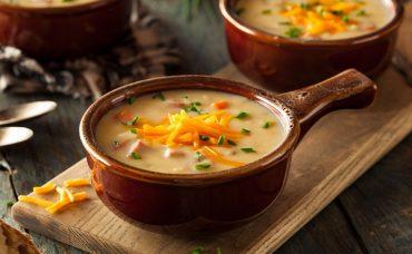 Vitaminine Doygun: Sebze Çorbası