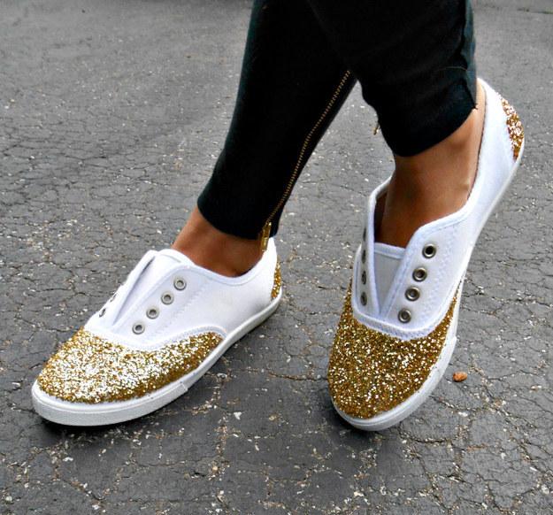 simli_ayakkabı