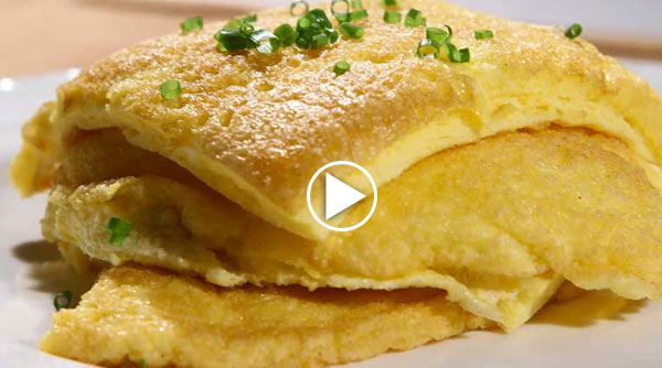sufleden omlet