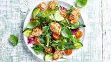Hafiflik Formülü: Tavuk Salatası