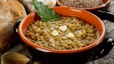 Dikkat Protein İçerir: Yeşil Mercimek Yemeği