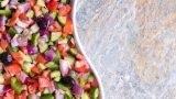 Tüm Yemeklerle Dost: Çoban Salatası