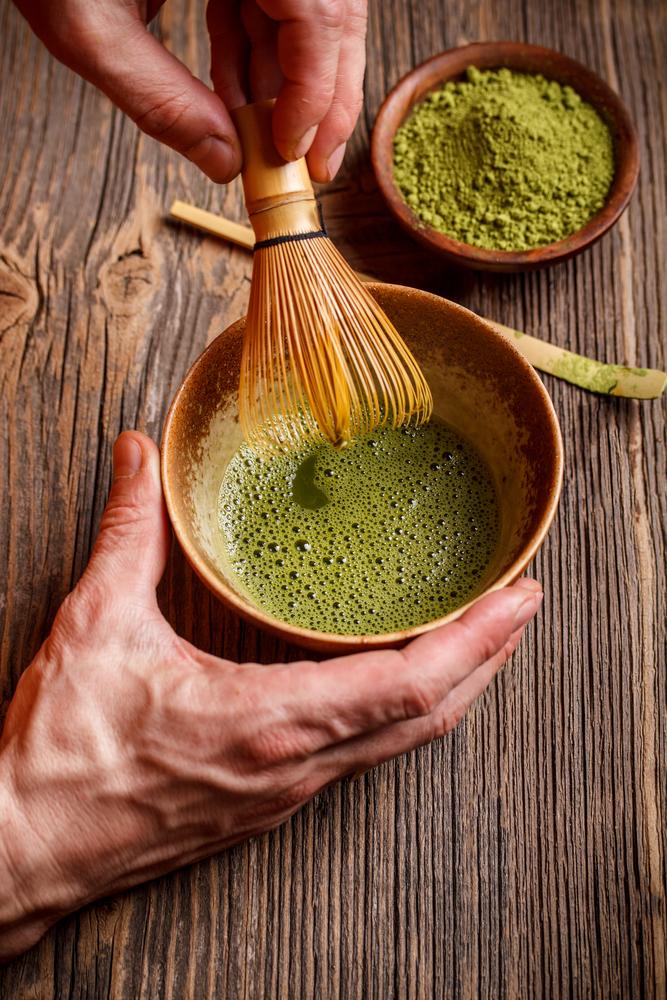 matcha_çayı