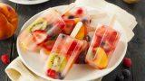 Serinlemeli Biraz: Karışık Meyveli Çubuk Dondurma