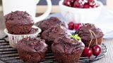 Bolca da Çikolatalı: Kirazlı Muffin