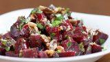 Tüm Gözler Üzerinde: Pancar Salatası