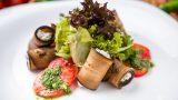 Şimdi Tortilla Ekmekleri Düşünsün: Fesleğenli Patlıcan Wrap