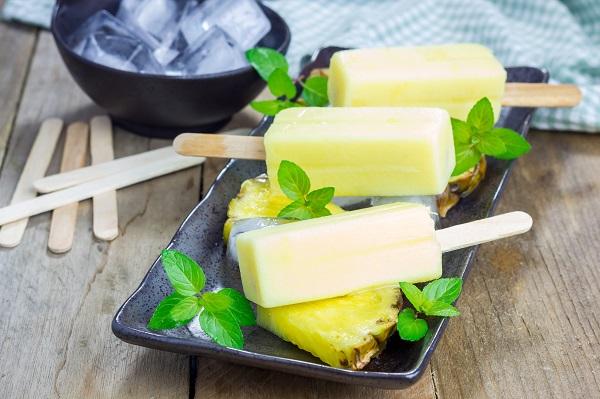 Ananaslı Buz Tarifi