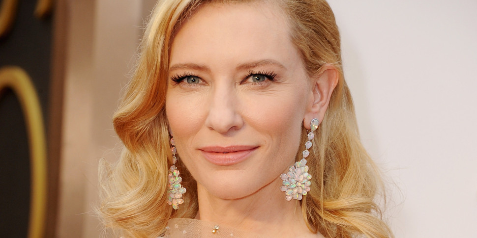 HOLLYWOOD, CA - MARCH 02:  Actress Cate Blanchett (wearing Chopard) attends the Oscars held at Hollywood & Highland Center on March 2, 2014 in Hollywood, California.  (Photo by Steve Granitz/WireImage)