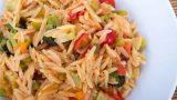 Doyuran Salata: Arpa Şehriye Salatası