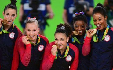 Olimpiyat Sporcuları Madalyalarını Neden Isırır?