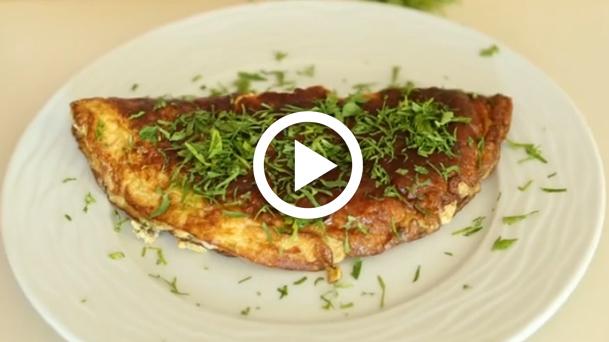 peynirli_omlet