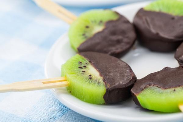 Çikolatalı Kivi Tarifi