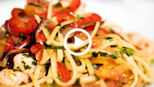 tavuklu_spagetti