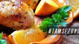 Hafif Ekşi, Biraz da Tatlı: Portakallı Tavuk