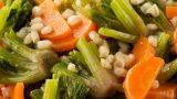Zeytinyağlı Süper Güç: Ispanak Kökü Yemeği
