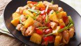 Tatlı Tuzlu: Ananaslı Tavuk Sote