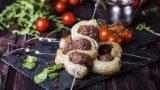 Açık Börek: Köfteli Milföy
