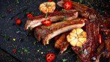 Et Severler Buraya: Fırında Kuzu Kaburga