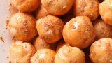 Bir Tabak Yetmez: Tarçınlı Lokma Tatlısı